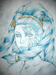 Shiva - Ice Goddess by Zianel