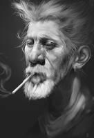 Oldman by ShuriCat