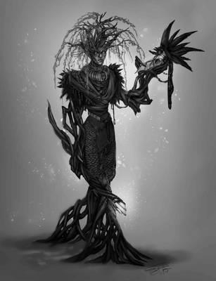 The Shaman by RennaLorie