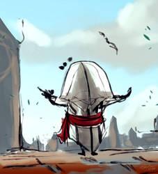 Little Ezio by RennaLorie