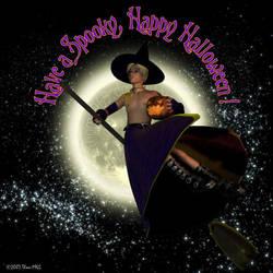 Happy Spooky Halloween by Thom1965