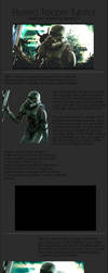 Rusted Trooper Tutorial by JaymenGFX