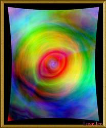 Making Rainbows Of Katrina by Love-Jen