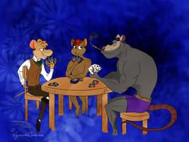 strip poker by Hey-Hopper