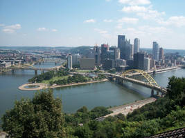 Pittsburgh by jedsart