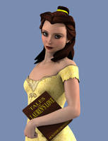 Belle WIP by wancow