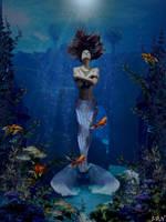 Mermaid by IPNatali