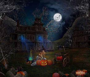Halloween by IPNatali