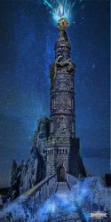 Lighthouse light by IPNatali