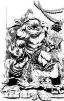Emil's Raphael2 - INKED by Raz-Xion