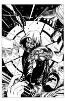 Ace's Darth Maul - INKED by Raz-Xion