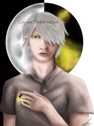 Ginko (Digital) (With video process :) ) Ver. 2 by TheInfiniteGlow