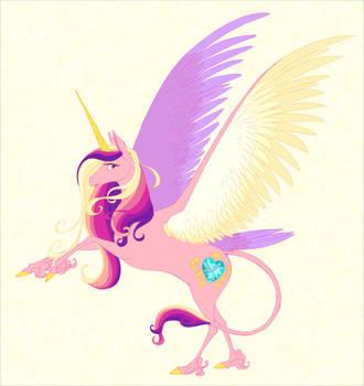 The Last Alicorn by ThisCrispyKat