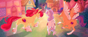 To Twilight's Castle We Go by ThisCrispyKat