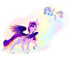 Auntie Twilight by ThisCrispyKat