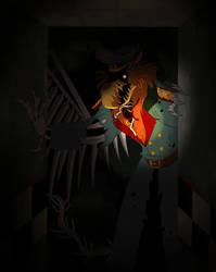 Nightmare Klaus by ThisCrispyKat