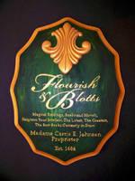 Flourish and Blotts by MistressBlackwater