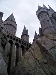 Hogwarts by MistressBlackwater
