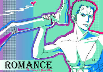 Romance: The Zoro + Sanji Way by dnatio