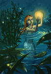 Mermaid by Alda-Rana