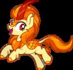 AB Reward: Orange for CrystalPonyArt7669 by MObubbles
