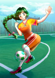 [CM] Kick-Off! by louverusee