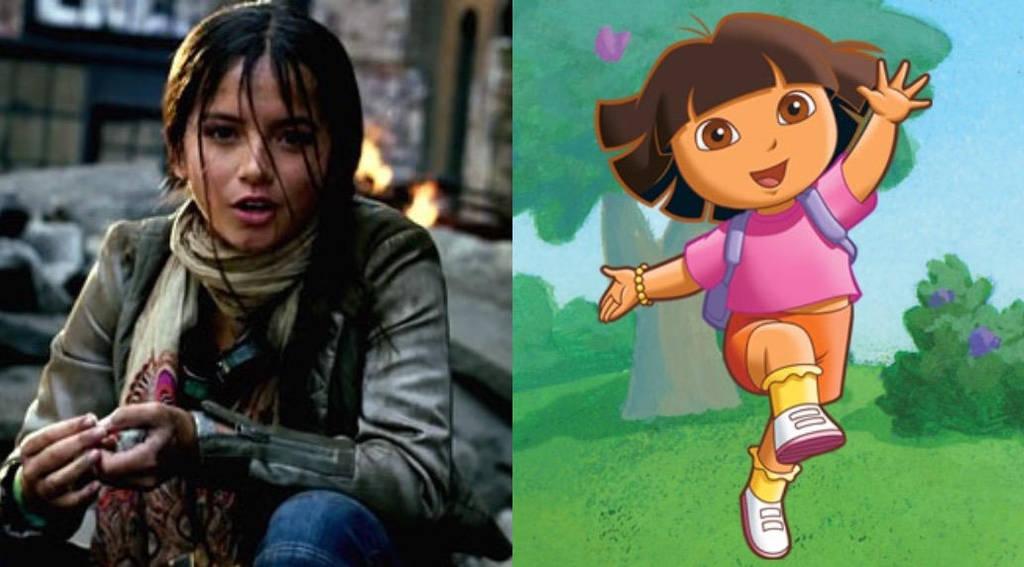 Isabela Moner As Dora Marquez Dora The Explorer By Dyemery On