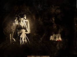Jessica Wallpaper by PaTio13