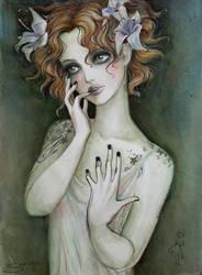 watercolor by satiiiva