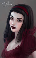 Snow White fragment by satiiiva