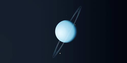 Uranus by RichardTW