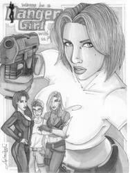 Wanna Be A DANGER GIRL With Us by Aphrodian