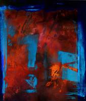 Deep blue 02 by Manon-Ghiurco
