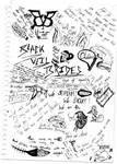 BVB Lyrics Collage by x-AuroraTheCat-x