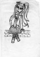 Punk Girl by x-AuroraTheCat-x