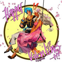 Happy Valentines~ by Nokomento