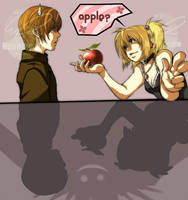 apple? by Nokomento