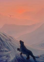 Rolling hills by SunDier