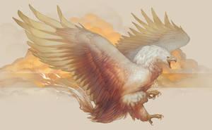Comm  Roc Phoenix by SunDier