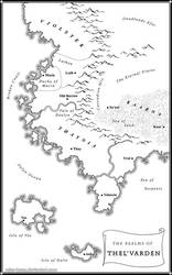 Map of Thel'Varden by miss-hena