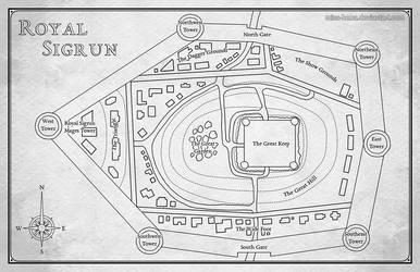 Map of Royal Sigrun by miss-hena
