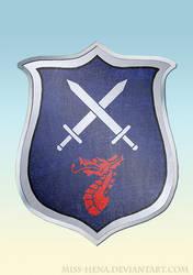 DSA: Coat of Arms - Ruadas Ehr by miss-hena