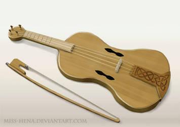 DSA: Fiddle by miss-hena