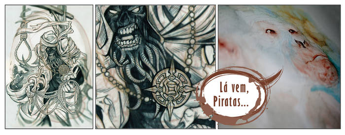 Pirates! 02 by AndreVazzios