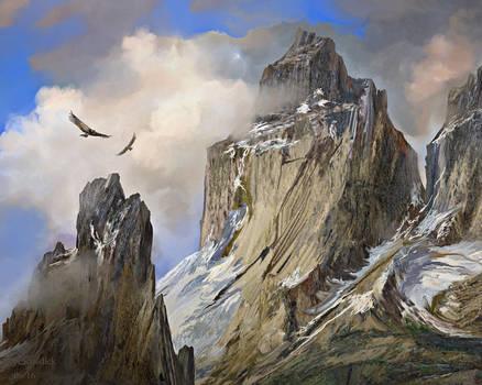 Vulture rock by andrekosslick