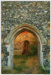Door in a door by Koekiemonster