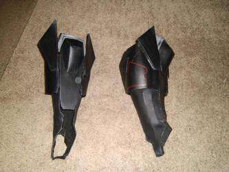 Terminus Armor Lower Legs by NatsumeRyu