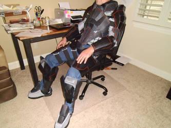 Terminus Armor Sit Test by NatsumeRyu