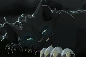 Scourge's death by StormyyCloud