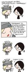 Comic - Dodraugen by Rimfrost
